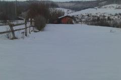 Rußloh Schnee 2009
